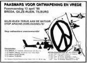 Actie tegen militaire toepassing verarmd uranium