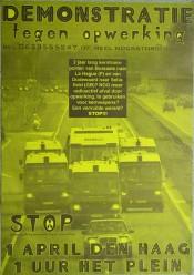 Demonstratie: Stop opwerking