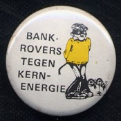'Bankovervallers tegen kernenergie'