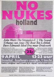 No Nukes! muziekfestival
