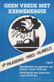 Nog steeds 'Geen vrede met kernenergie'