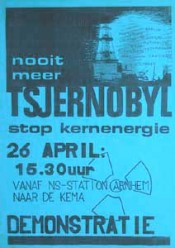 Vijf jaar Tsjernobyl